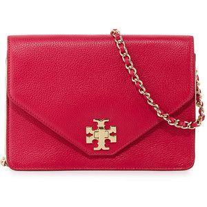827a7892c8c Tory Burch Kira Leather Crossbody Bag
