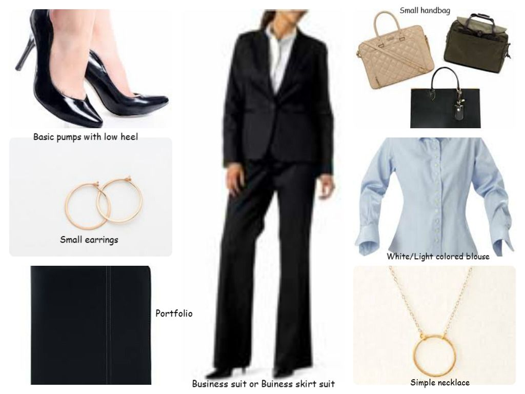 business professional attire for women | Business Professional ...