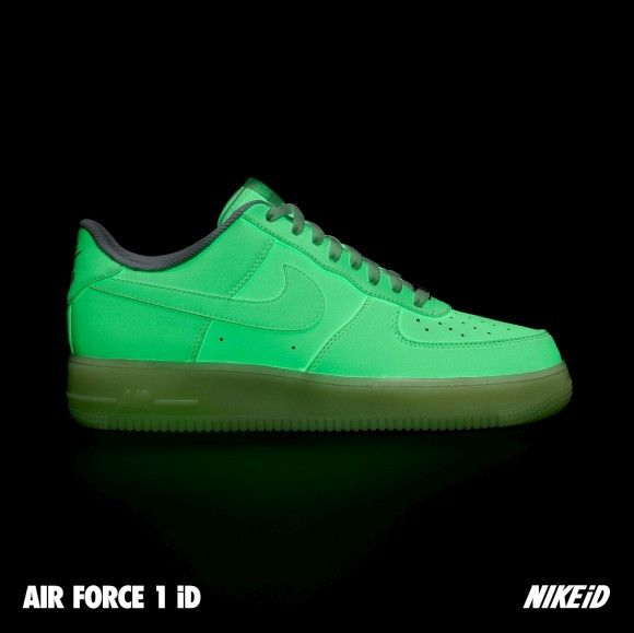 Nike Air Force 1 iD Glow-in-the-Dark (2)