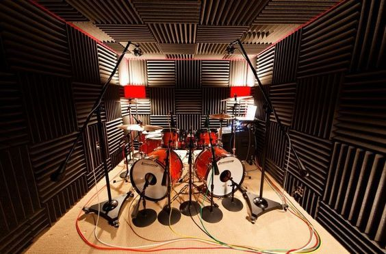 pin by audimute on audimute s e e blog in 2019 drum room drums studio recording studio home. Black Bedroom Furniture Sets. Home Design Ideas