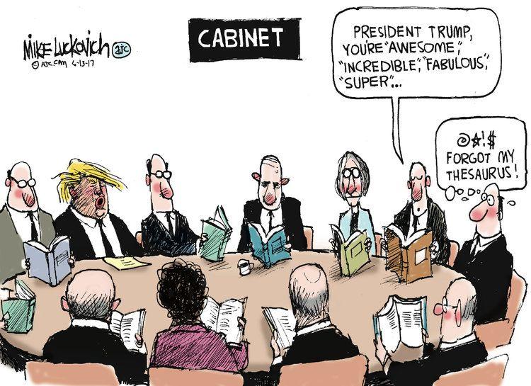 Jun 13 2017 Trump CartoonsFunny Political