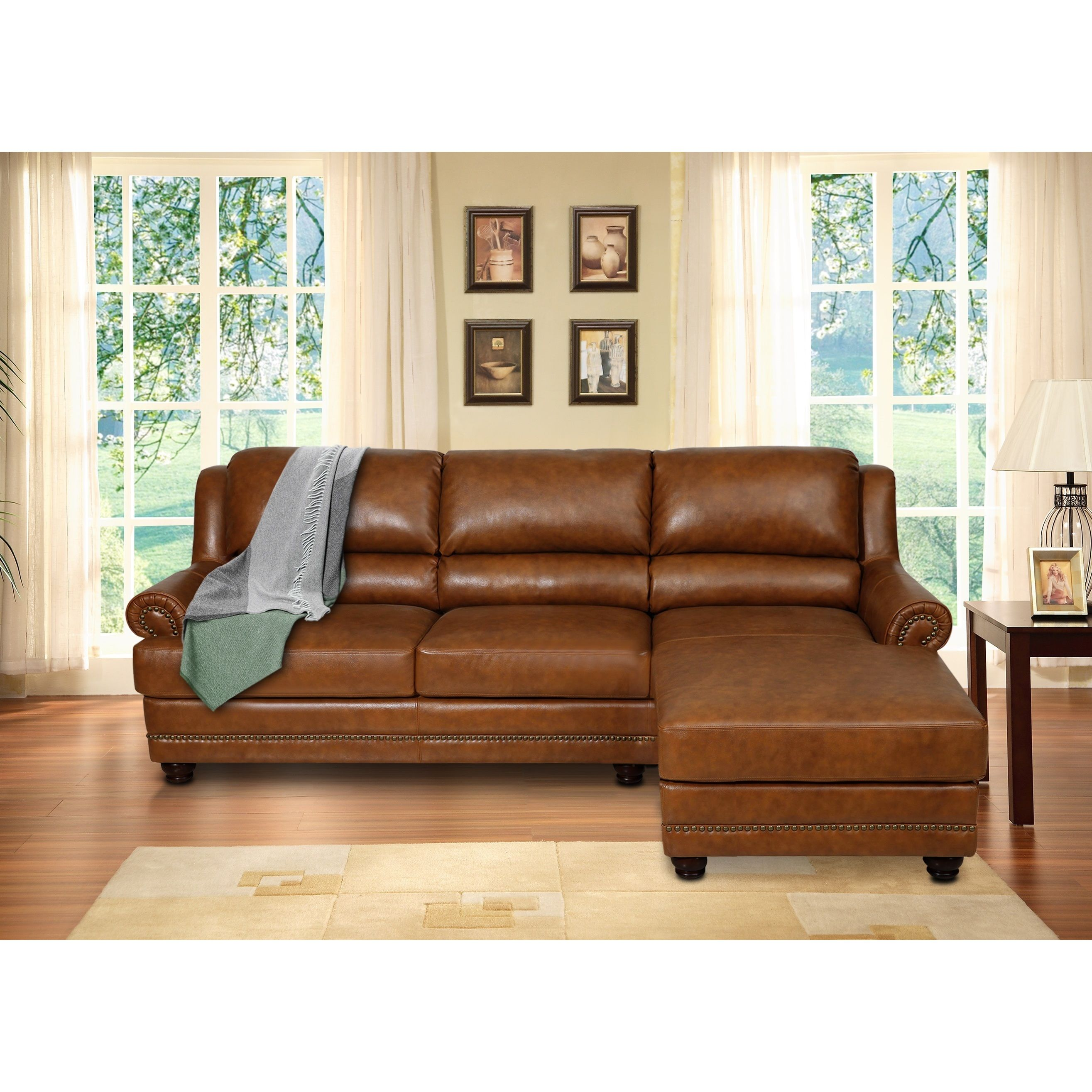 Quality Sofa For Less This Luxurious And High Quality Leather Sectional Sofa