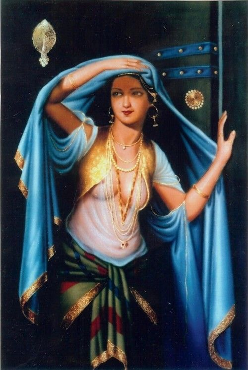 Fine Art Painting Painings Of Indian Women Painting Art