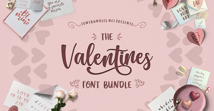 Download Font Bundles | The Best Free and Premium Font Bundles in ...