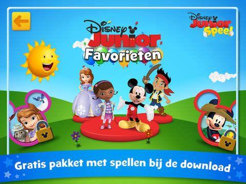Commercieel en onduidelijk daardoor  Disney Junior Speel van Disney