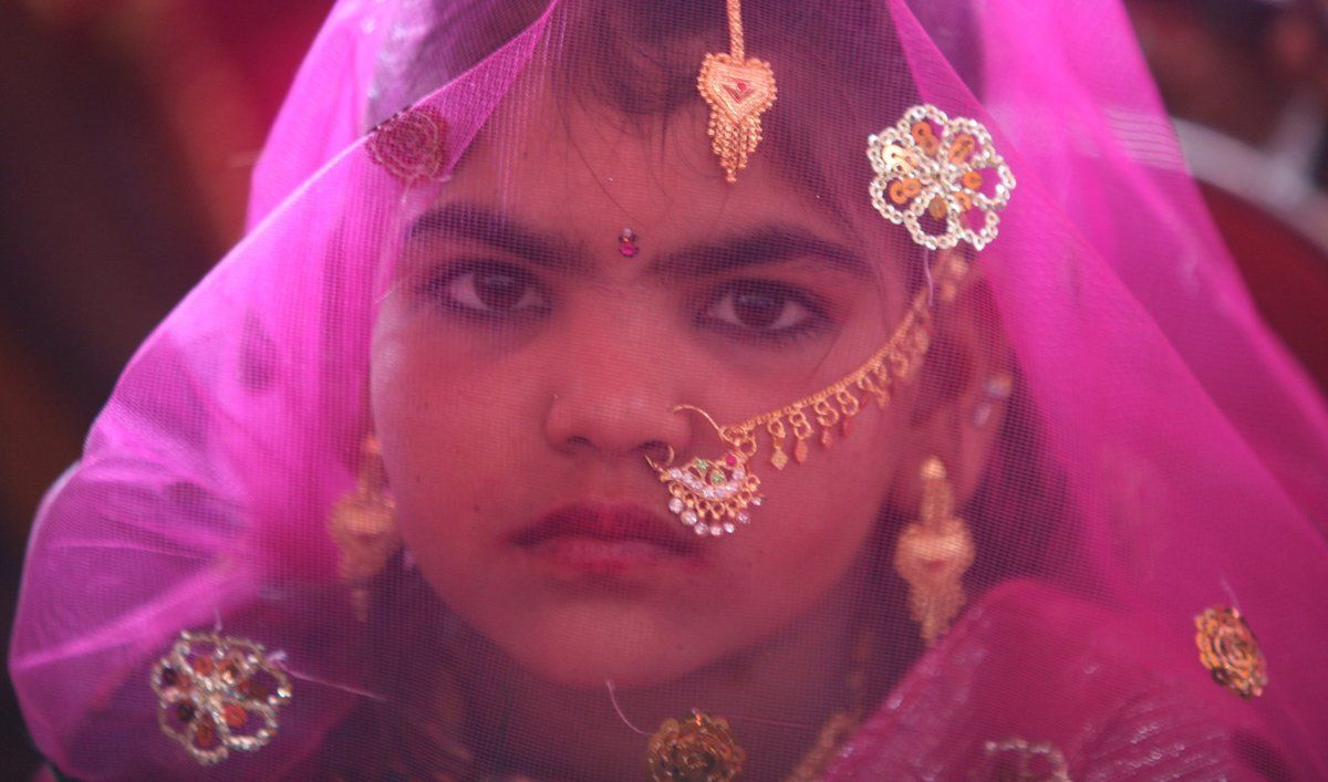117 countries permit child marriage | Women Today | Pinterest ...