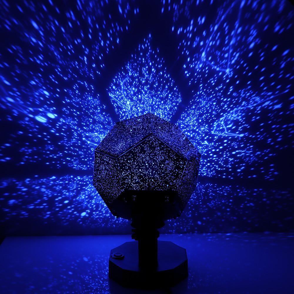 Romantische Astro Star Sky Laser Projektor Cosmos Nacht Licht Lampe Home Decor