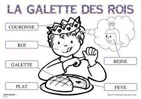 17 best images about galette des rois on pinterest mandalas portrait and literacy