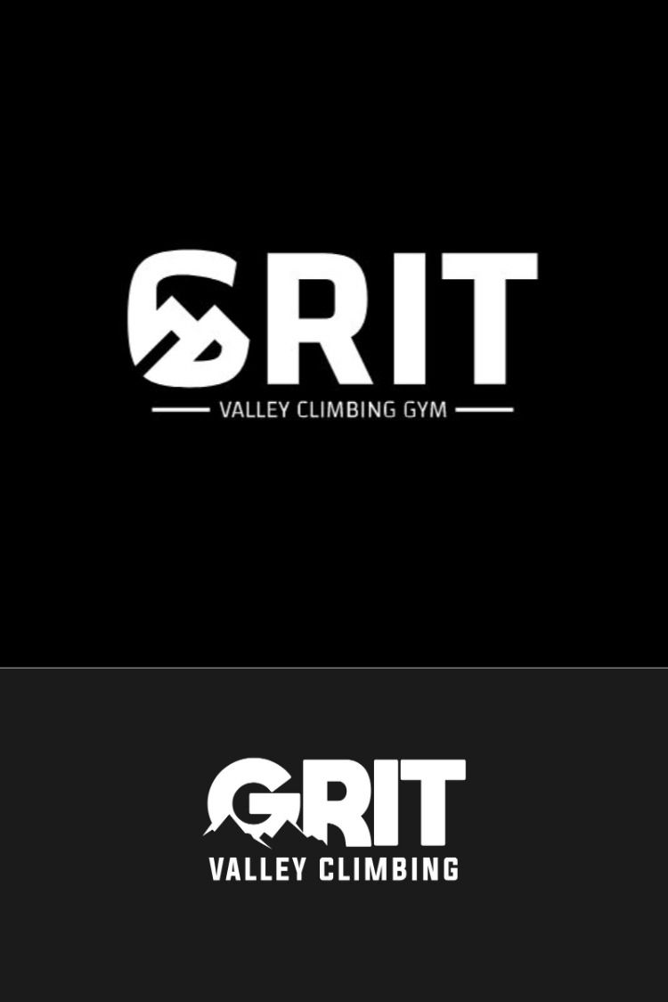 Logo Redesign For A Wall Climbing Gym In 2020 Climbing Gym Logo Redesign Gym Logo