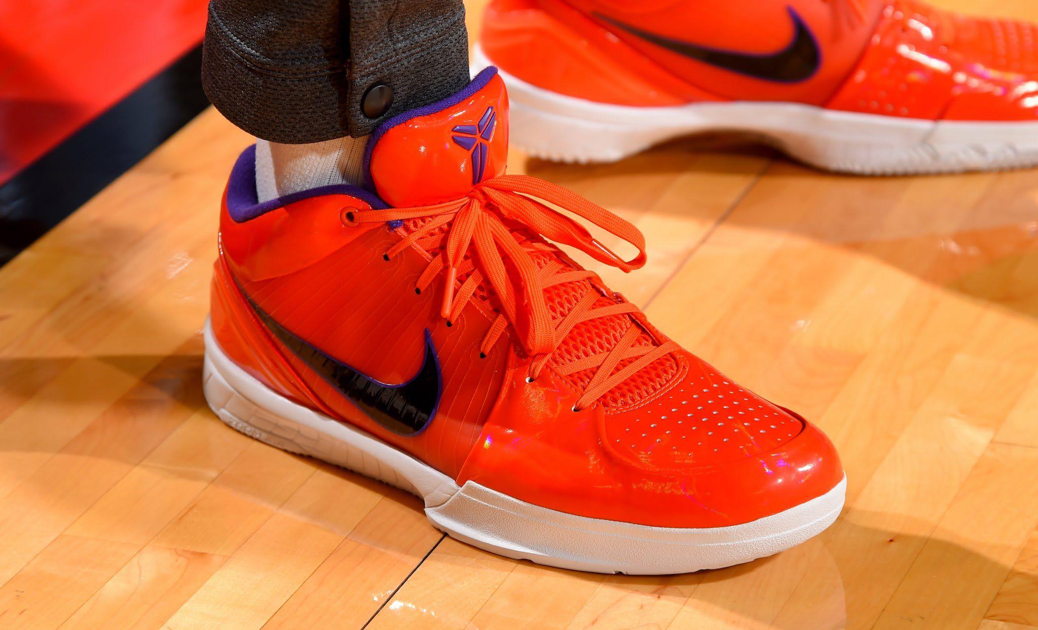 Undefeated x Nike Zoom Kobe 4 Mamba Day