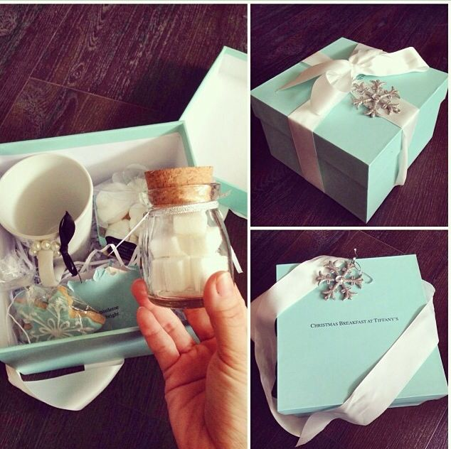Breakfast At Tiffanys Gift How Cute Maybe Just A Coffee Tea Station With Sugar Cubes Etc