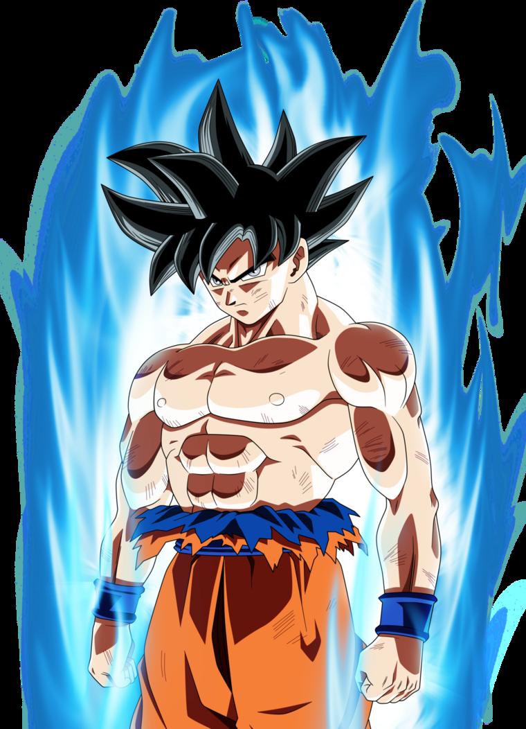 Goku Limit Breaker Aura By Saodvd Goku Desenho Dragoes Super Sayajin