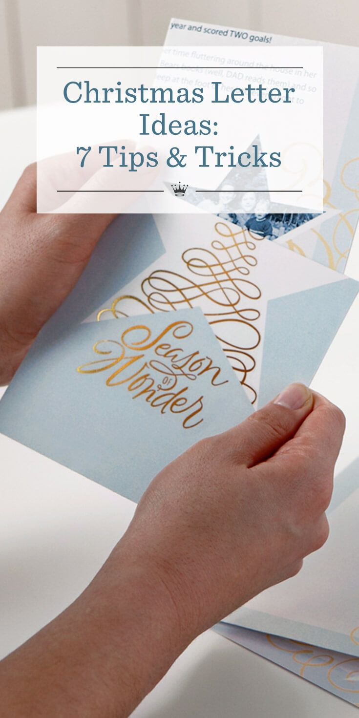 Spruce Up Your SeasonS Greetings With These Christmas Letter Ideas