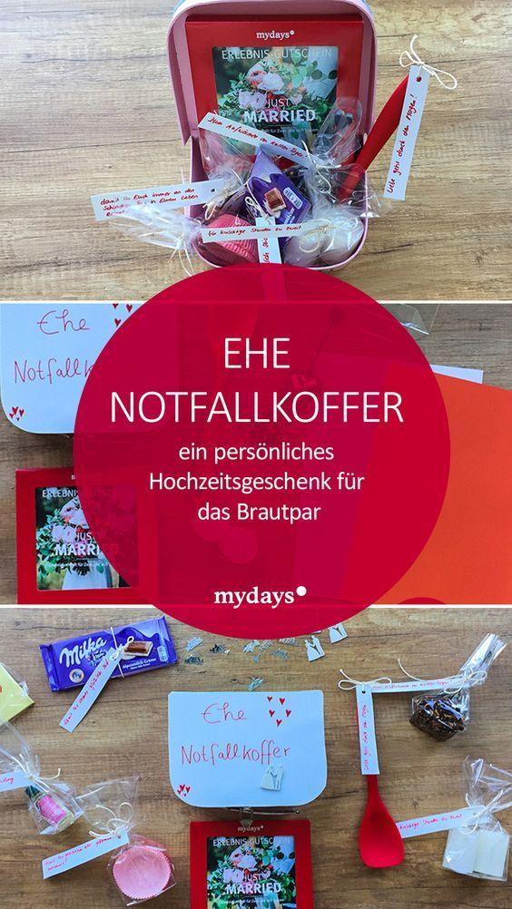 Photo of Der Ehe Notfallkoffer als Hochzeitsgeschenk | mydays Magazin