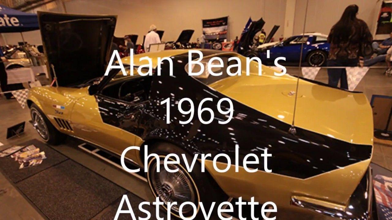 Alan L. Bean's 1969 Chevrolet Corvette Astrovette