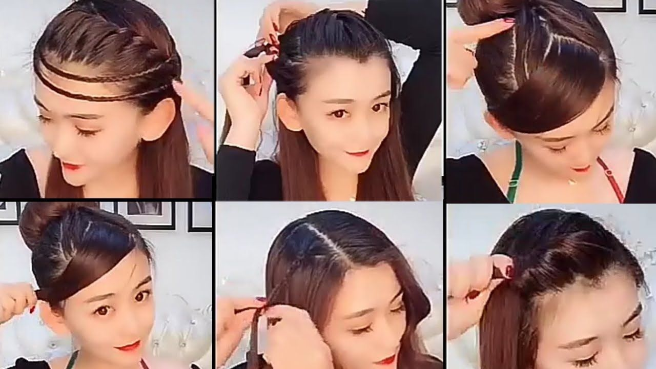 Hairstyles For Long Hair 2020 Quick Easy Hairstyles For Girls Blus In 2020 Long Hair Styles Hair Styles Easy Hairstyles