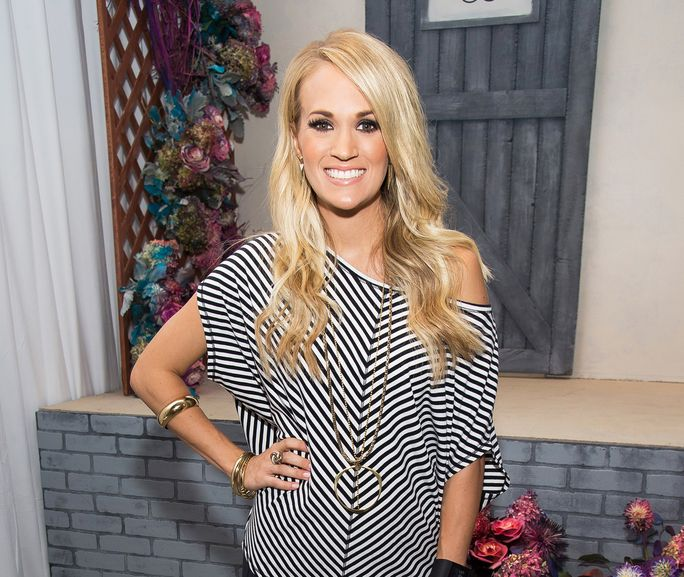 Carrie Underwood dished on how her fitness routine has changed now that she's a mom.