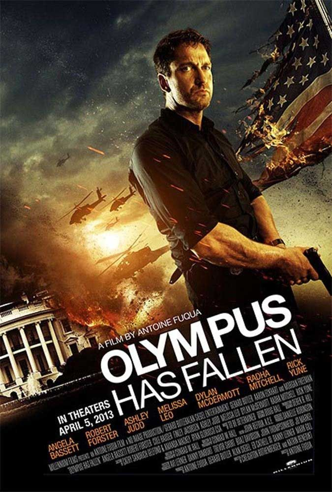 Olympus Has Fallen Deutsch Ganzer Film