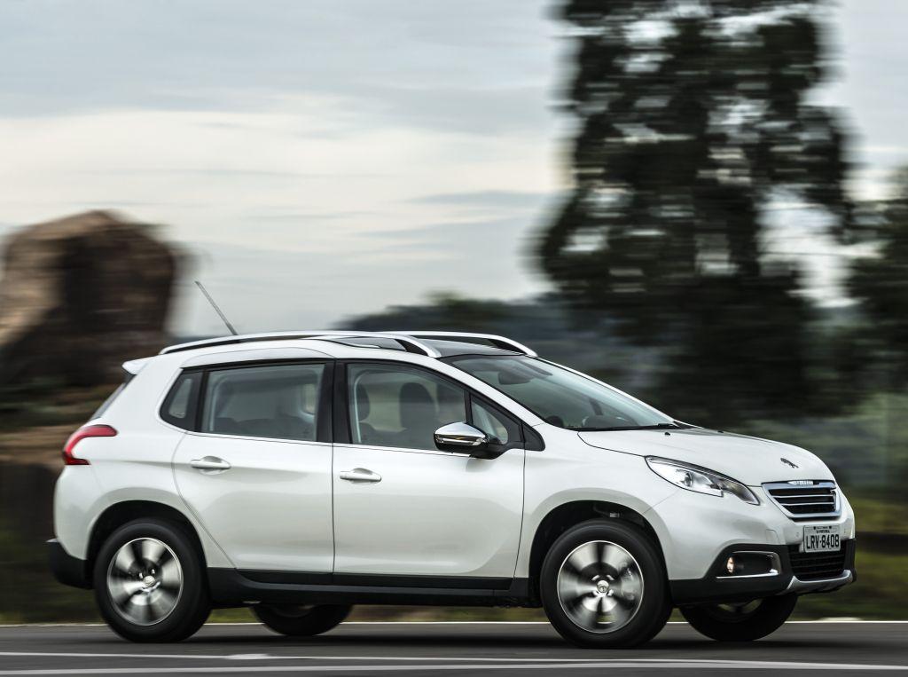Peugeot 2008 Br Spec 2015