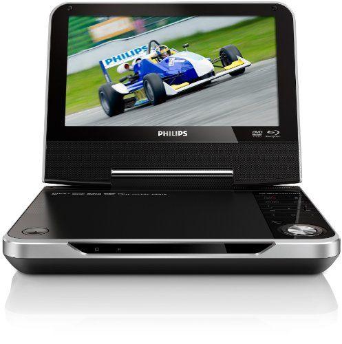 Philips Pb9001 37 9 Inch 1080p Portable Blu Ray Dvd Player 252 42 Portable Dvd Player Dvd Player Dvd