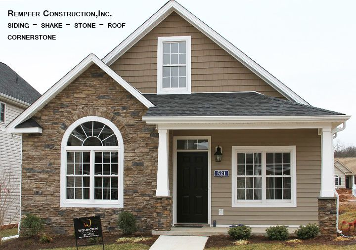 Rempfer Construction Inc Vinyl Siding Shake Stone Veneer Roof Rempfer Construction Inc