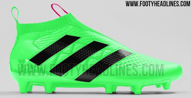 2090609a391 Leaked  Laceless Adidas Ace Boots to Be Called Adidas Ace PureControl -  Footy Headlines
