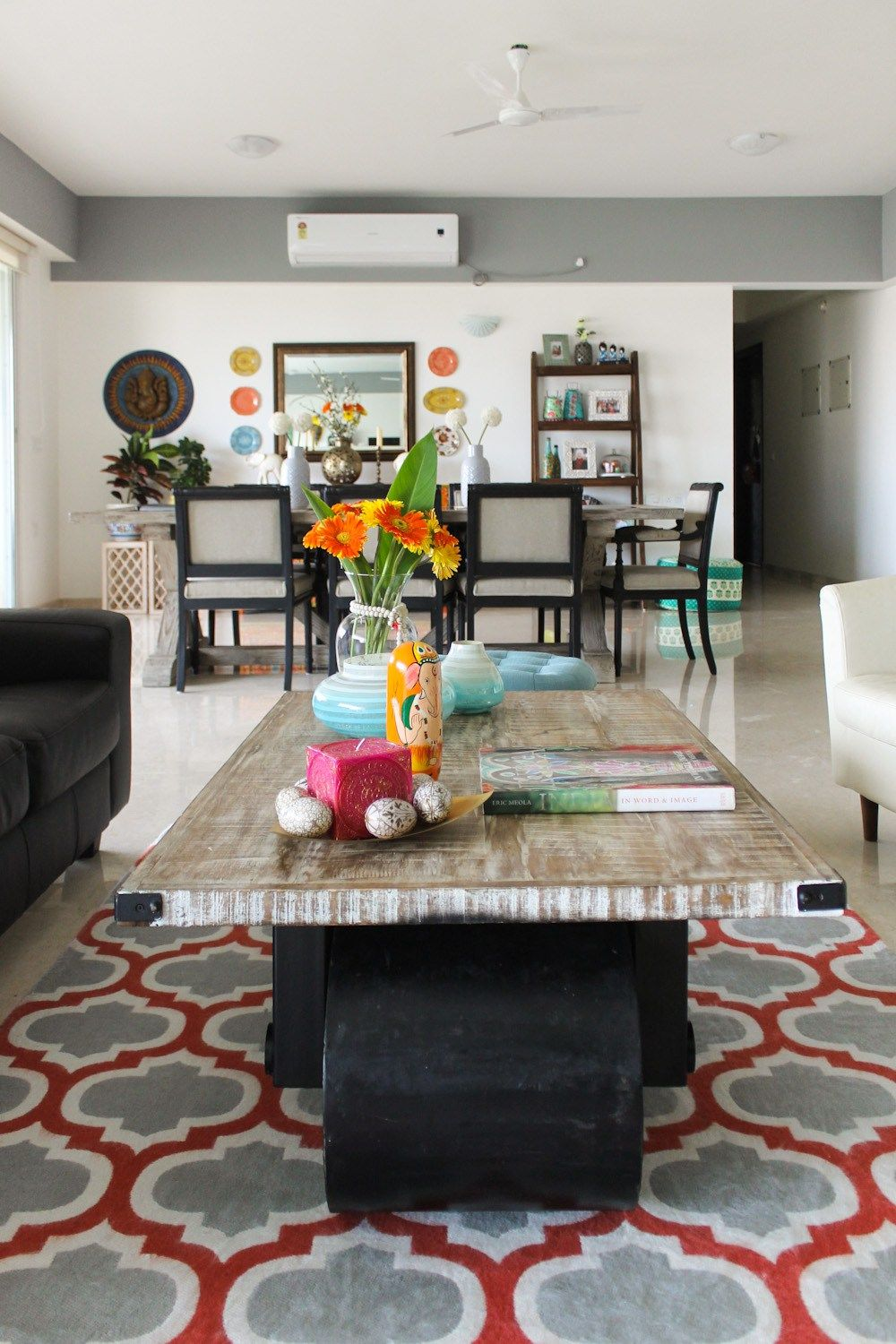 Made To Order Home Tour House Living Room Modern Indian Home