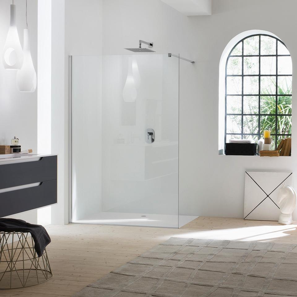 NEW BISIZE Cabina doccia, Parete attrezzata e Specchi