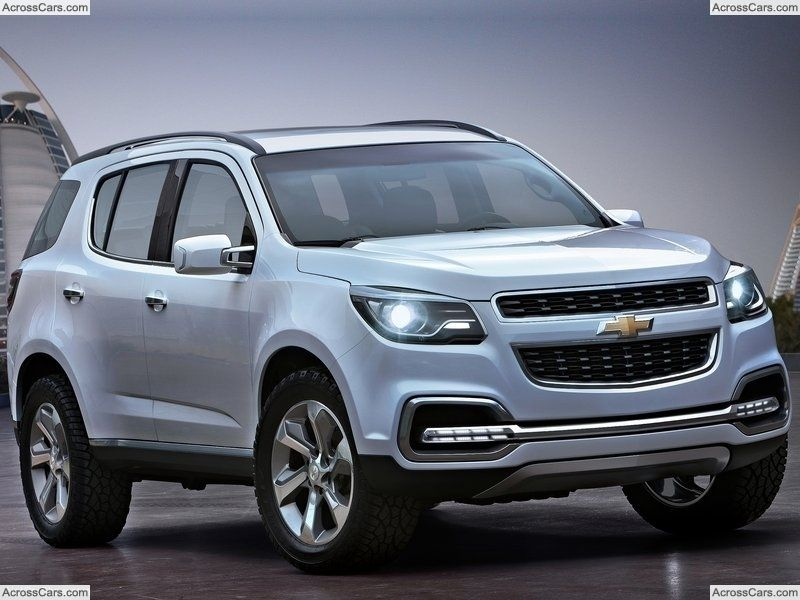 2017 chevy traverse concept