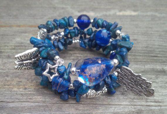 Blue Christmas by Jayne Schembri on Etsy