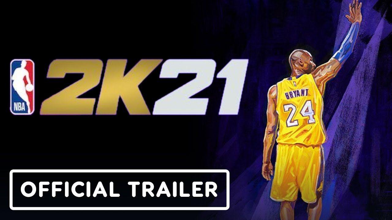 Nba 2k21 Kobe Bryant Official Mamba Forever Edition Trailer In 2020 Kobe Bryant Nba Kobe