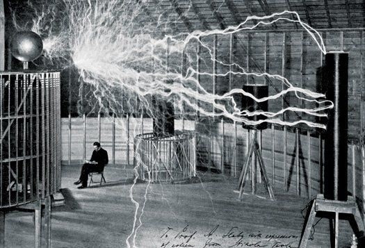 In lame man's terms, what is a tesla coil? Links greatly appreciated; I'm writing a paper.?