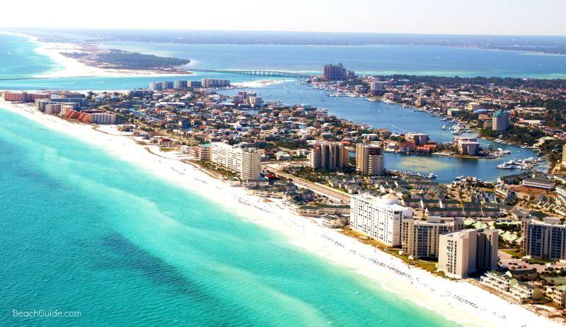 Crystal Beach Destin Florida Restaurants