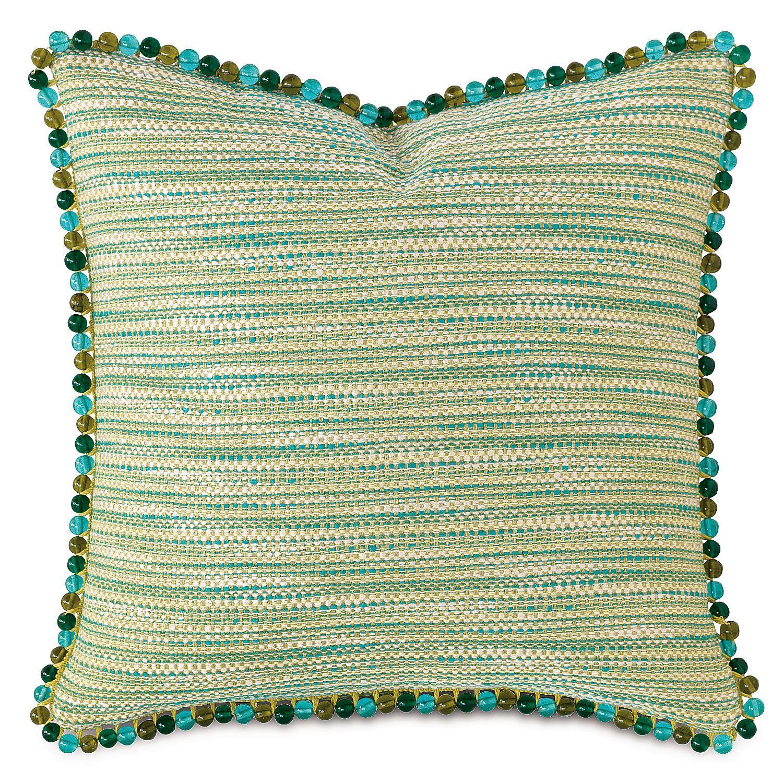 Palm Beach Accent Pillow Fabric decor, Accent pillows