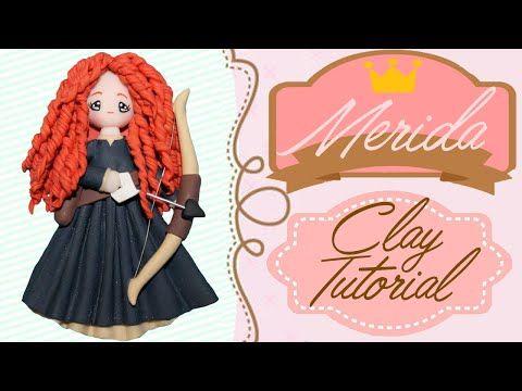 ♥Merida Tutorial♥ (DISNEY PRINCESSES SERIES) - YouTube