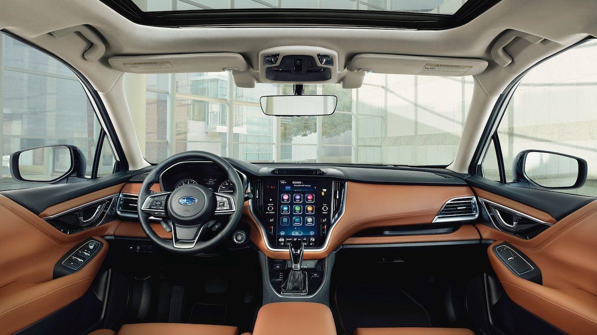 2020 Subaru Legacy Interior Subaru Legacy Subaru Subaru Outback