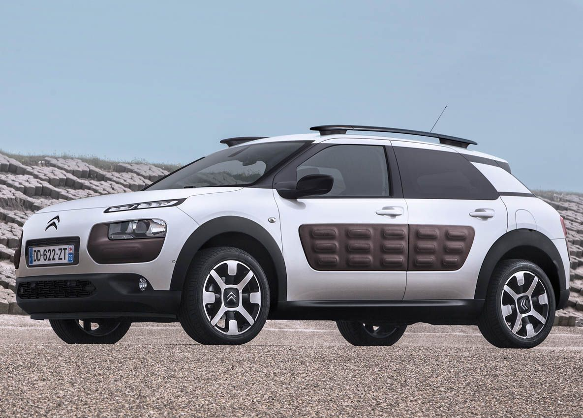 سيتروين سي 4 كاكتوس كروس اوفر المستقبل بمتناول يدك اليوم موقع ويلز Citroen C4 Citroen Car