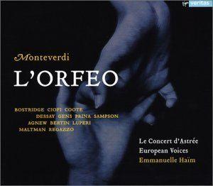 Montverdi; L'Orfeo -Ian  Bostridge