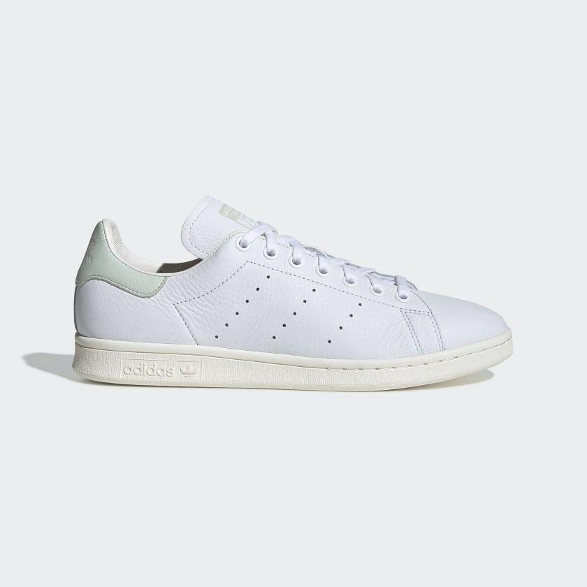 Chaussure Stan Smith Ftwr White Linen Green Off White