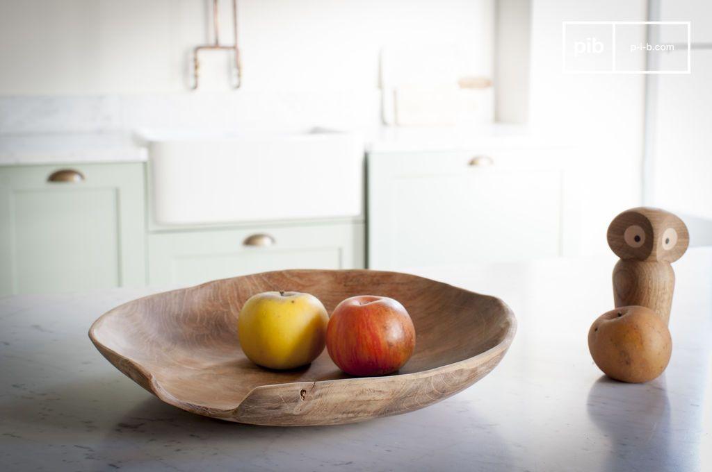Tavoli Da Cucina Shabby : Piatto bali in legno teak nel casa shabby chic la cucina