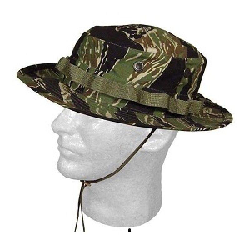 306c0ee285d Original Vietnam Tiger Stripe Boonie Hats - Ripstop