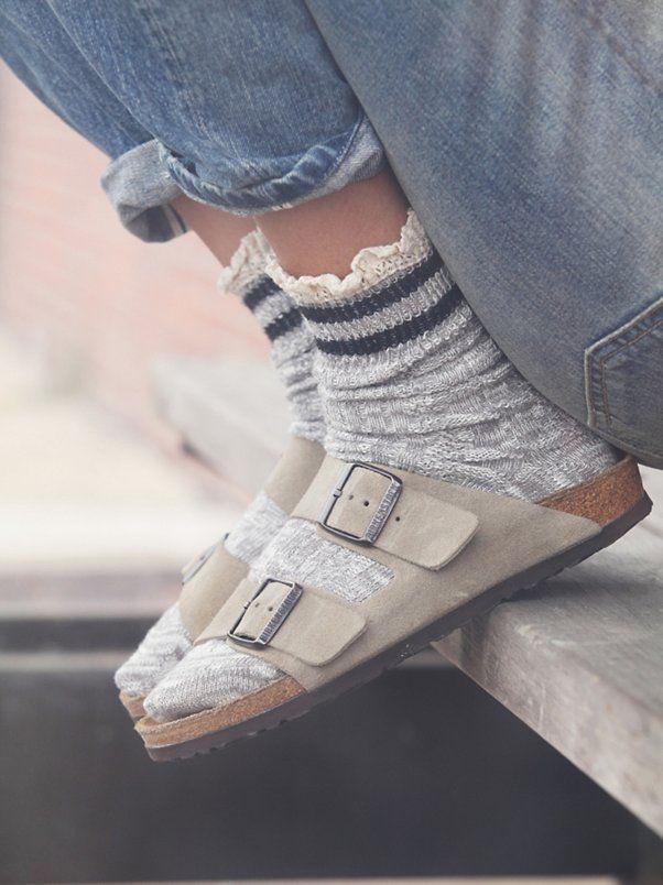 a1b86125b2129 Birkenstock Arizona, Birkenstock With Socks, Birkenstock Style, Birkenstock  Milano, Birkenstock Fashion,