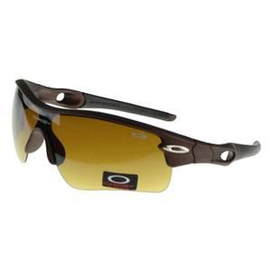 Cheap Oakley Radar Range Sunglasses Brown Frame Brown Lens Fake : Fake  Oakleys$20.89