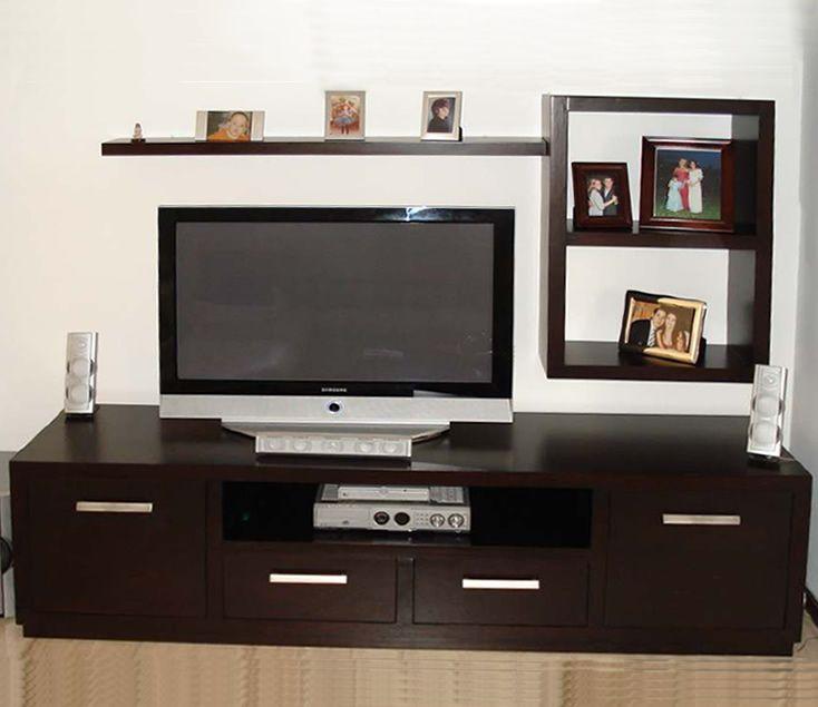 Modelo centro de entretenimiento modelos de muebles en for Modelos de muebles para tv