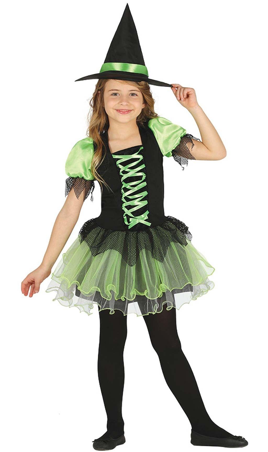 Producto Disfraz de bruja, Tutú para niños, Disfraz
