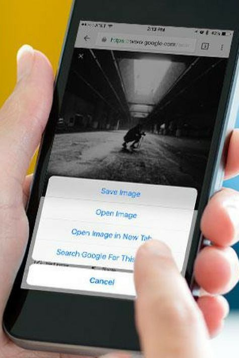 How To Do A Reverse Image Search From Your Phone Reverse Image