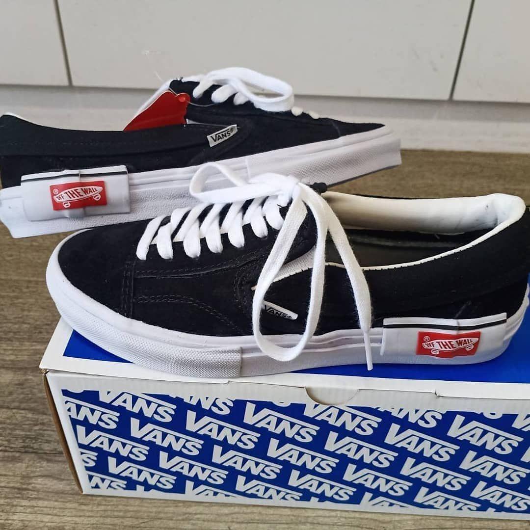 Vans Slip On Cap Lx Blackwhite Premium Bnib Tag Vietnam Sz 38 44
