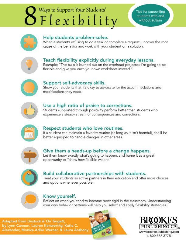 [INFOGRAPHIC] 8 Ways to Support Students' Cognitive ...