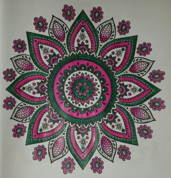 Really Relaxing Colouring Book 6 Indian Summer Relaxing Coloring Book Mandala Coloring Coloring Books