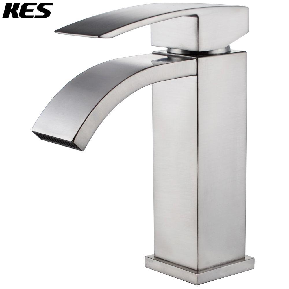 Brushed Br Bathroom Faucet on bathroom vanity tops, bathroom hardware, bathroom counters, bathroom basins, bathroom cabinets, bathroom lights, bathroom accessories, bathroom ideas, bathroom windows, bathroom fixtures, bathroom showers, bathroom plumbing, bathroom taps, bathroom tile, bathroom countertops, bathroom vanities, bathroom mirrors, bathroom furniture, bathroom sinks, bathroom design,